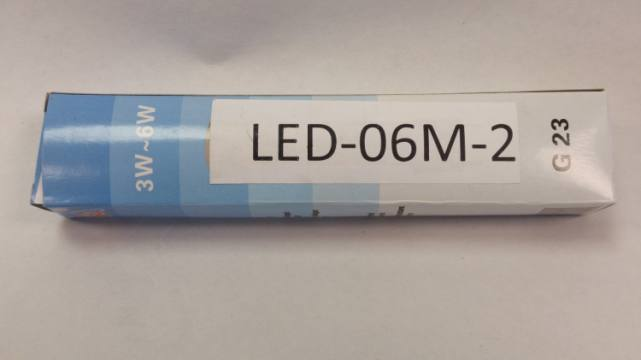 Luč LED 06 2 M - MAGNET 1640